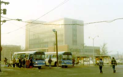 Bus Station 1976