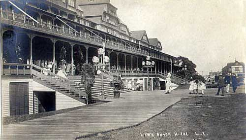 The Long Beach Hotel